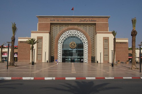 New Marrakech train station