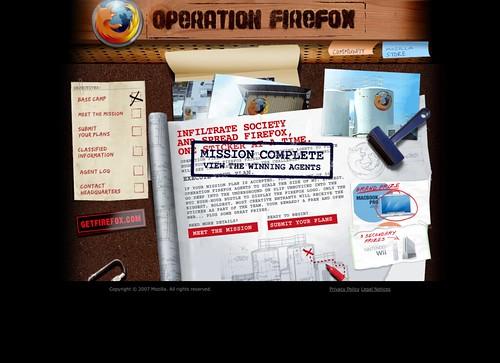 Operation Firefox