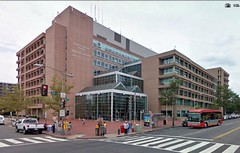 the Frank D. Reeves Center (via Google Earth)