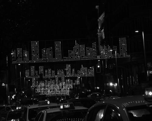 05 Madrid Navidad luces Gran Vía