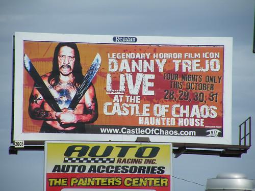 Danny Trejo Live