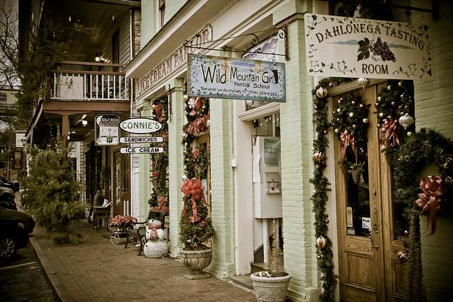 Dahlonega Shops