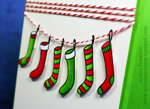 Christmas Stockings (3)