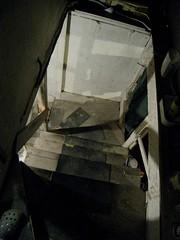 down the cellar stairs (muffett68 ) Tags: dailyshoot ds390