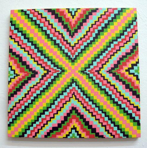 """""""X-Wave #4"""" by Andrew Jeffrey Wright"""