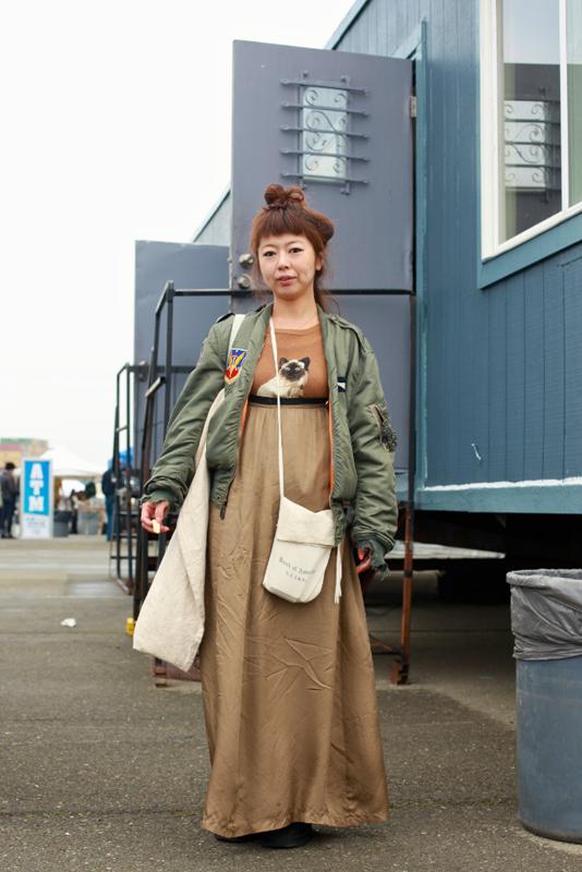 yukaaf - alameda flea market street fashion style
