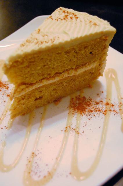 candle café banana cake
