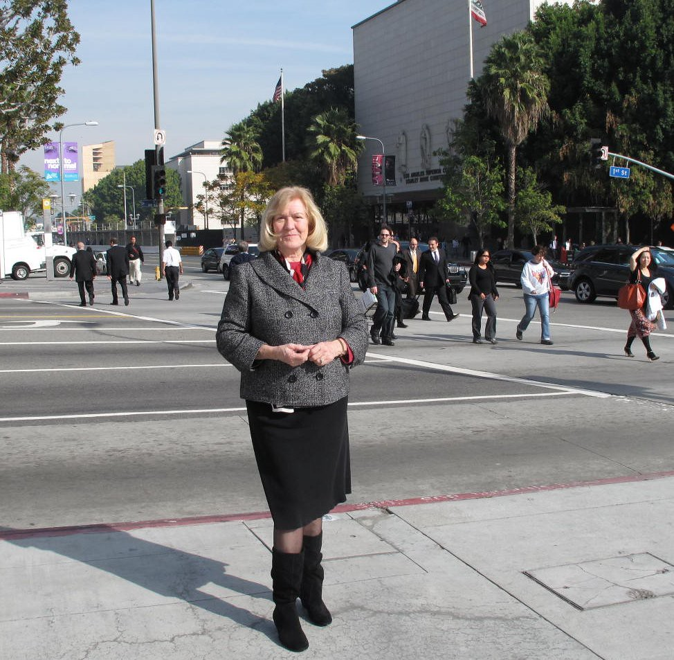 Attorney Margaret Norman at Los Angeles Superior Court