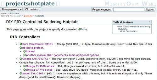 projects:hotplate