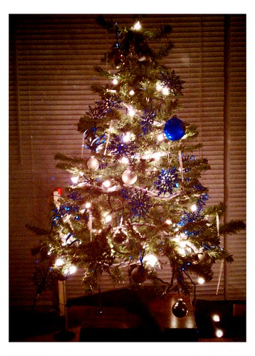 My Cheesy Little Christmas Tree - 12/12/2010