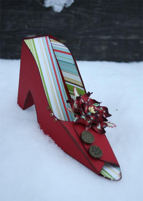 En sko :)