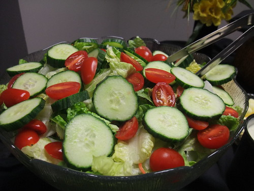 Garden Salad at MSHS '90 Reunion