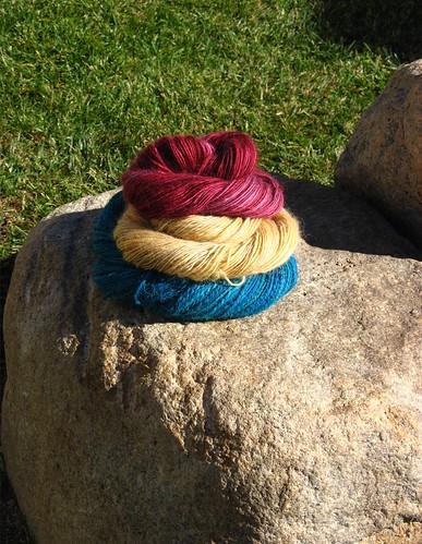 CMF Handspun wool 006
