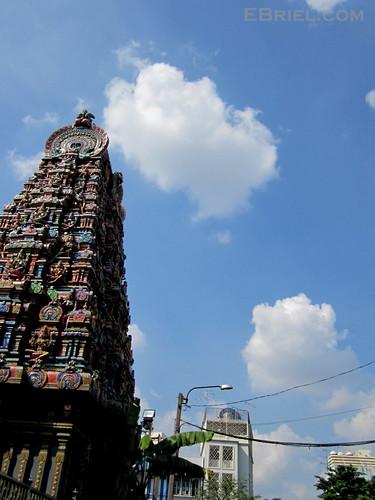 Kathmandu Gallery, Bangkok: Hindu Temple