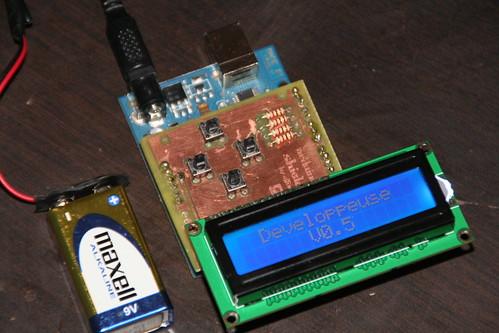 07 dev board for a DIY Autolab (V0.5)