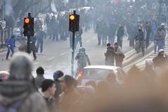 (mkarco) Tags: roma del 14 piazza popolo dicembre 2010 polizia studenti manifestazione corteo governo scontri sfiducia