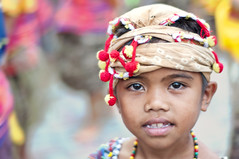 Davao, Mindanao, Philippines - Kadayawan Tribal Kid (Mio Cade) Tags: boy portrait costume kid ministry philippines tribal manila mission tribe 2009 davao humanitarian ngo mindanao kadayawan
