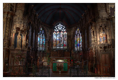 RUMENGOL (Art Photography by F.Best) Tags: france architecture canon bretagne église hdr spiritualité artphotography rumengol canon50d photographieartistique notredamederumengol fabricebest églisederumengol bestfabrice artphotographybyfbest