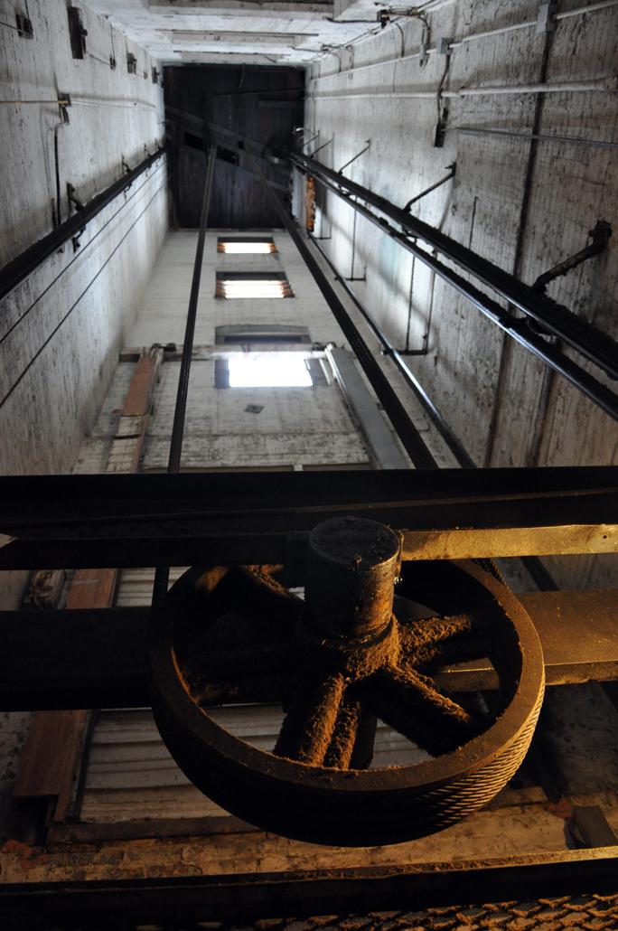 elevator shaft 2