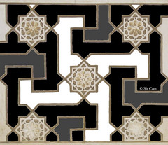 How geometry came to influence my photography (Sir Cam) Tags: spain patterns muslim islam andalucia alhambra granada islamic sircam
