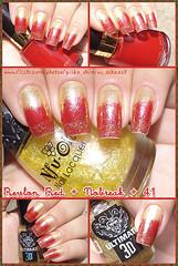 Unhas para o Natal: Revlon Red ::Revlon:: + Nobreak ::Top Beauty:: + 41 ::Nfu-Oh:: (* Gí * =^.^=) Tags: red de 3d nail vermelho dourado nailpolish 41 unha revlon esmalte natalinas revlonred flocado brilhinhos holográfico nfuoh topbeauty3d nfuoh41 nobreaktopbeautyultimate3d nobreaktopbeauty nobreak3dultimate nobreak3d nfuohdourado nfuohamarelonatalnatalinanatalinounhas natalunhas