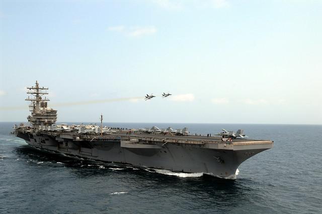 USS Ronald Reagan (CVN 76)