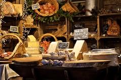On peut acheter les produits de Savoie au march de Nol de Grenoble ~ At the Christmas market in Grenoble we can also buy Savoie products (Michele*mp) Tags: france cheese grenoble europe sausage christmasmarket ham marchdenol savoie jambon terroir isre tomme meule reblochon jardindeville saucissons dauphin produitsrgionaux michelemp fromagedesavoie