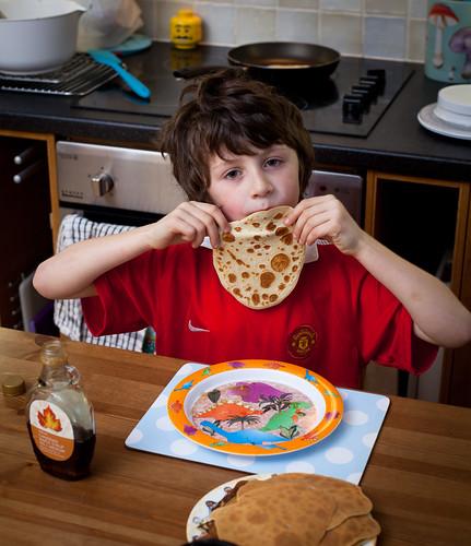 Pancake Finn