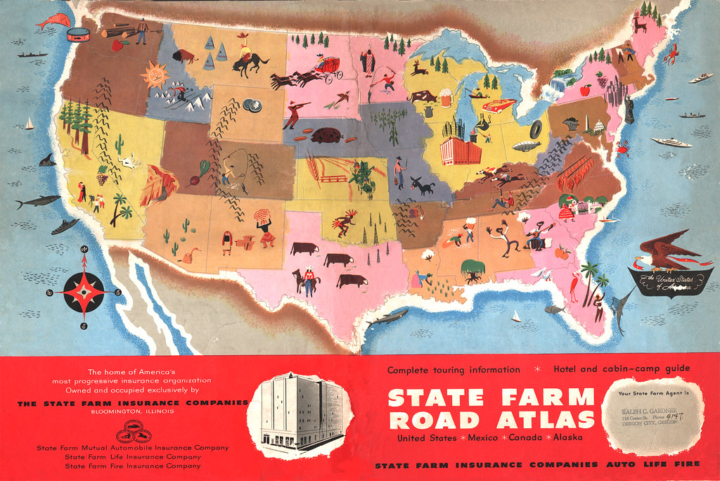 Coudal Archives Maps and Travel Map usa