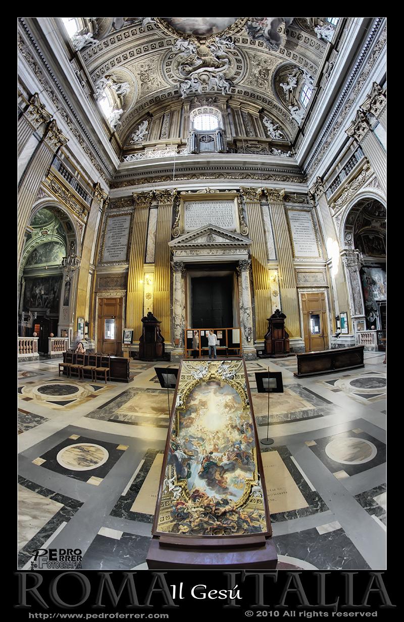 Roma - Il Gesú
