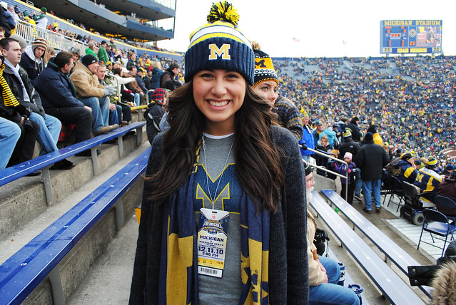 my Michigan outfit