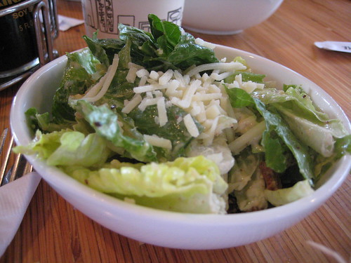 Caesar Salad at Noodles & Co.