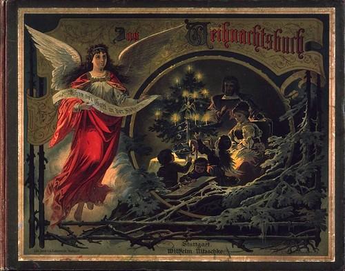 001-Das Weihnachtsbuch 1883-Adamy von Heinrich-Universität Bibliothek Oldenburg