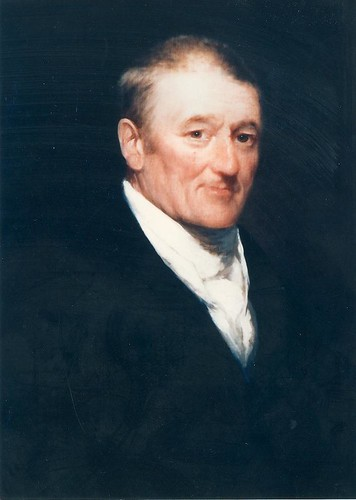 Portrait of John Molson