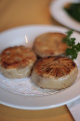 China Pavilion - beef and scallion pies