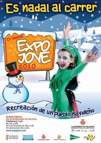 Navidad 2010 en Valencia con niños