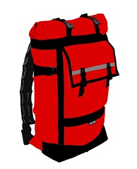 Zugster Rolltop Backpack Color Mockups (monsterpartyhat) Tags: handmade mockup backpack custom rolltop colorways zugsterbags zugster