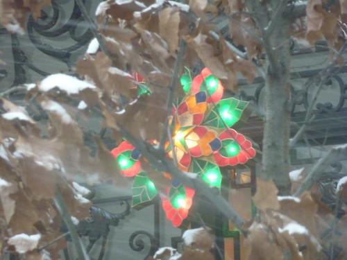 Leftover Lights on Dec. 26th