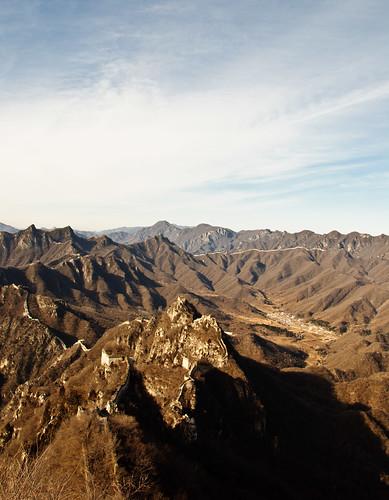 Jiankou View