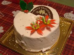 本町菓子店「濃い栗のシフォンケーキ」