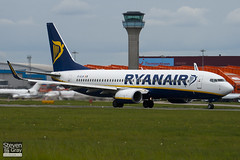 EI-DLW - 33599 - Ryanair 737-8AS - Luton - 100511 - Steven Gray - IMG_0858