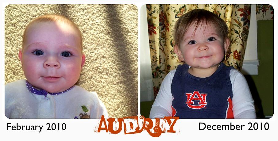 Audrey 2010
