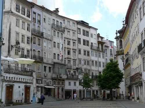 Les rues de Coimbra