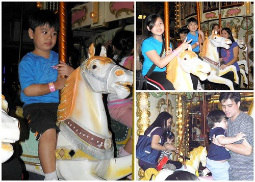 star city, grand carousel