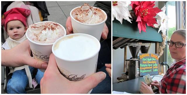coffee in union square