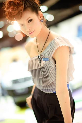 [フリー画像] 人物, 女性, アジア女性, イベントコンパニオン, 201102270900