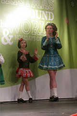 Christmas Around the World (edenpictures) Tags: molly picnik irishdancing museumofscienceindustry christmasaroundtheworld mcnultyirishdancers mcnultyschoolofirishdance