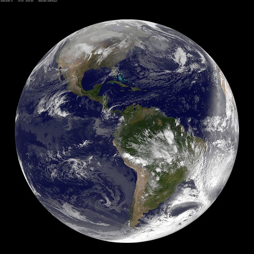 Last Look at Earth in 2010