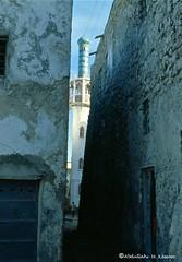 Hamar Weyne, Mogadishu (aikassim) Tags: architecture minaret islam mosque vernacular shia masjid hamar somalia hornofafrica eastafrica مسجد mogadishu muqdisho xamar mogadiscio muqdishu benadir banadir banaadir masaajid hamarweyne ithnaasheri الصومال blueminaret ithnaashari مقديشو