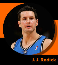 Pictures of J. J. Redick